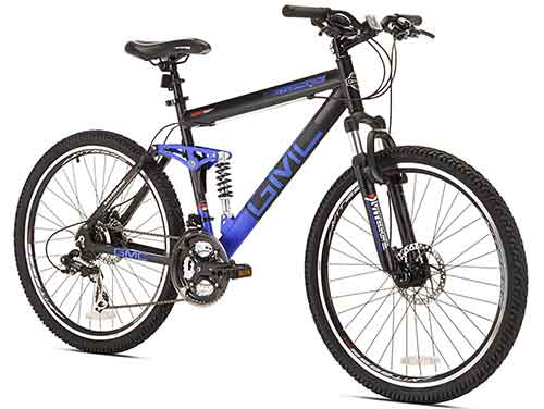 GMC Topkick Dual Suspension Mountain Bike
