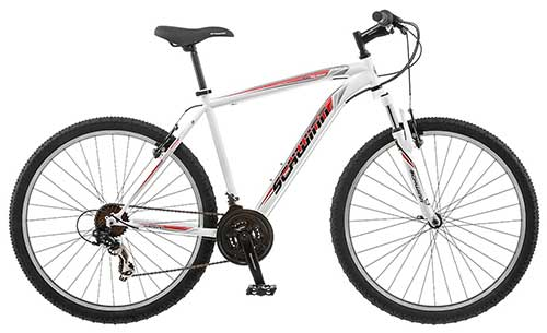 Schwann's 18 inch Men's high timber mountain bike