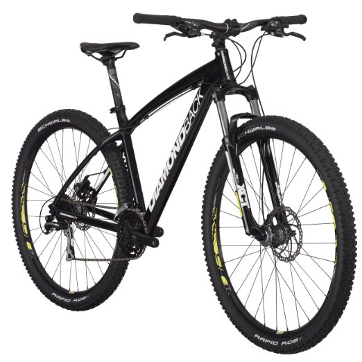 Diamondback overdrive er29 mountain bike