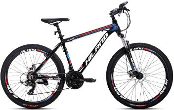 Hiland 26'' Aluminum Mountain Bike