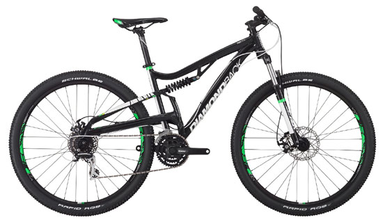 Diamondback-Mountain-bike