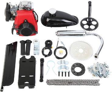 4-Stroke Cycle Motor Kit Compete Gas Kit