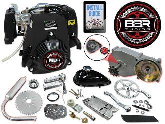 49cc BBR Tuning 5G Pull Start
