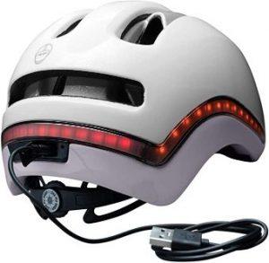 Nutcase VIO Bike Helmet with LED Lights and MIPS Protection