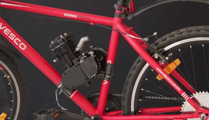 Best Bicycle Frame to Put an Engine On