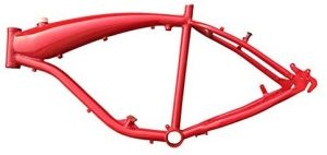 Dolphin1986 Reinforced Bicycle Frame