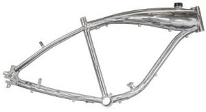 Grubee Skyhawk Aluminum Motorized Bicycle Frame