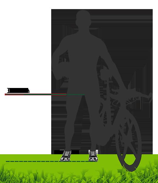 inseam length for bike